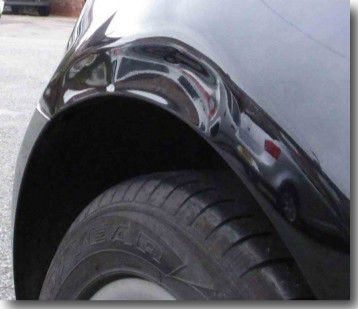 Mobile Car Bumper Repair